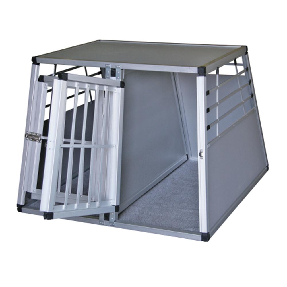 vive l 39 elevage box de transport pour chiens 2 portes chien. Black Bedroom Furniture Sets. Home Design Ideas