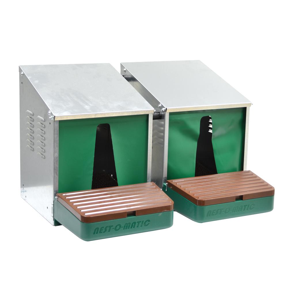 Vive l 39 levage pondoir automatique pente ajustable for Vive l elevage poulailler