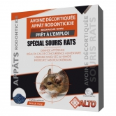Raticide/souricide avoine 140g