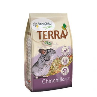 Aliment 100% naturel chinchilla 1 Kg