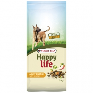Aliment chien classic happy life energy 15kg