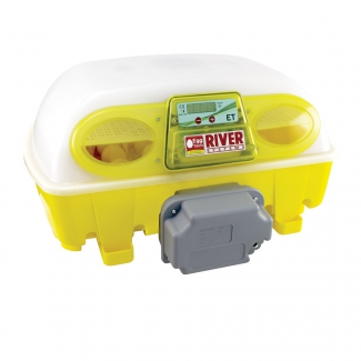 Couveuse Automatique 49 oeufs River Systems Biomaster Egg Tech 49