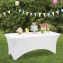 Housse de protection table de jardin
