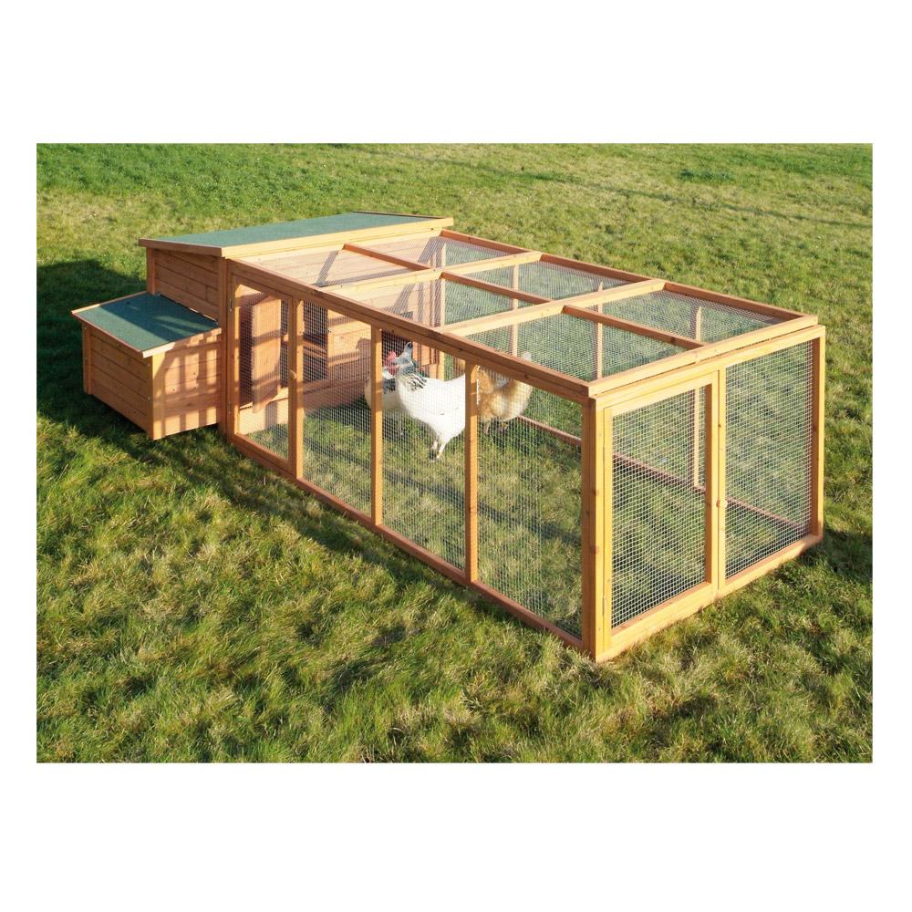vive l'elevage - poulailler woody enclos d'extérieur standard